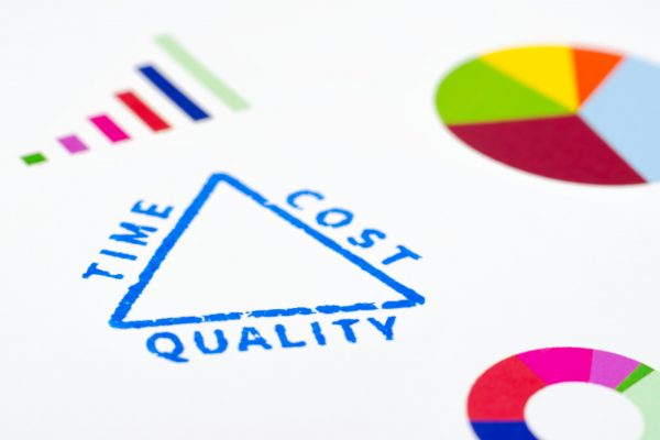 project management graphic